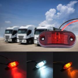 Zij-markeringslampen