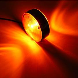Pablo Lamp dubbel oranje