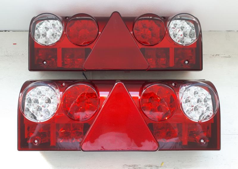 Set Europoint 2 LED Achterlicht