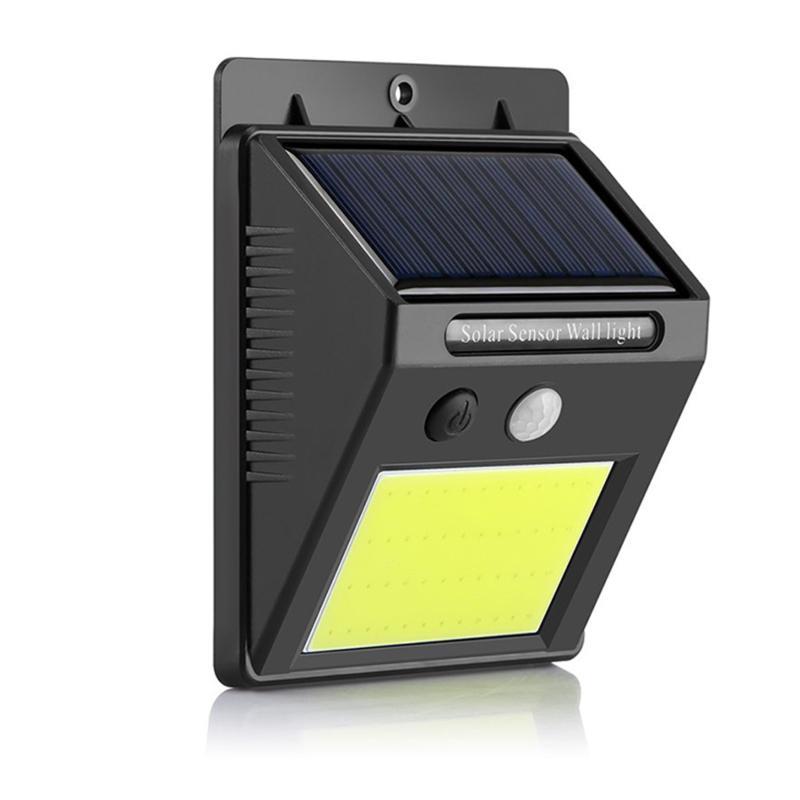 Solar buitenlamp 48 COB LED Buitenlamp op zonne energie