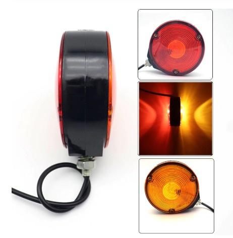 Pablo Lamp oranje/rood