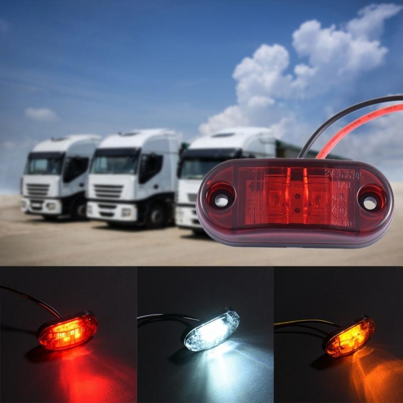 Zij-markeringslampen 10-30v