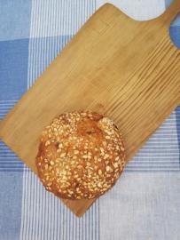 Spelt/Kamut vruchtenbrood (vegan)