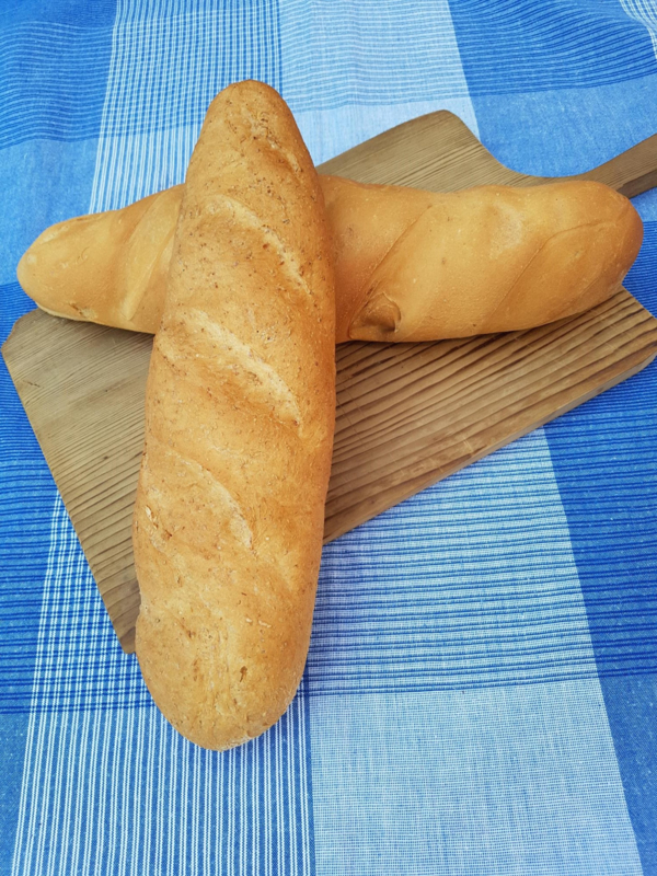Stokbrood (vegan)