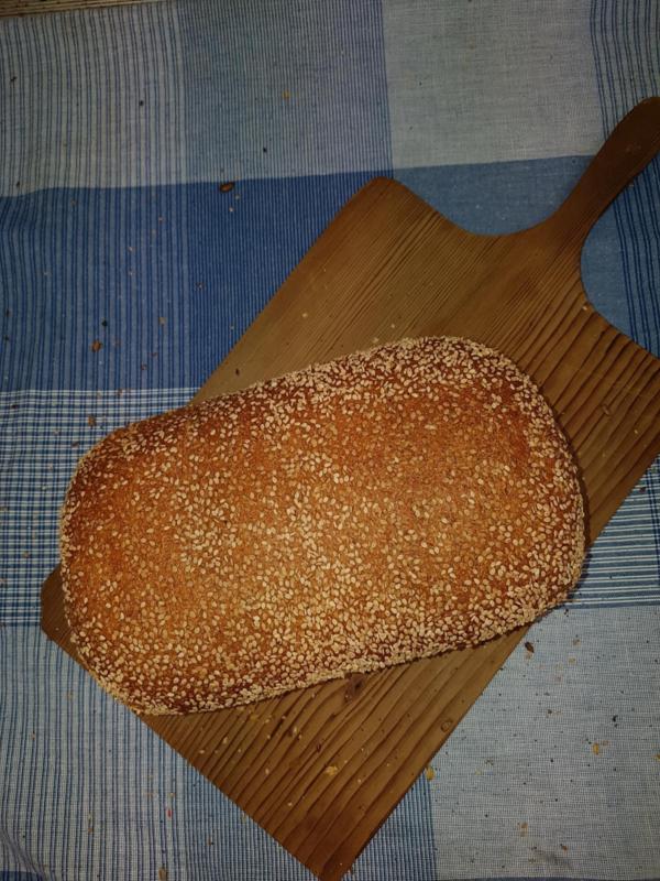 Volkorenbrood (vegan)