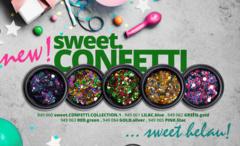 Sweet Confetti Col.