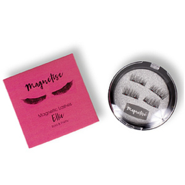 Ellie Magnetic lashes met 2 magneten