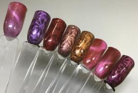 Opv. 4 tot 5 weken Cateye nagels