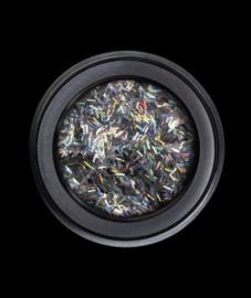 Hologram Silver Threads | 6 gr