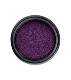Metal Pearls Purple Amethyst