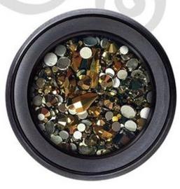 Glitterstones #12 bronze