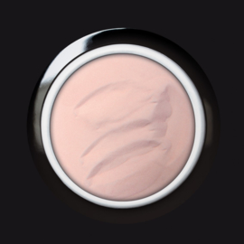 Milky pink powder