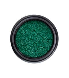 Metal Pearls Dragon Green