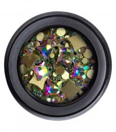 Glitterstones #3 Iris ruit