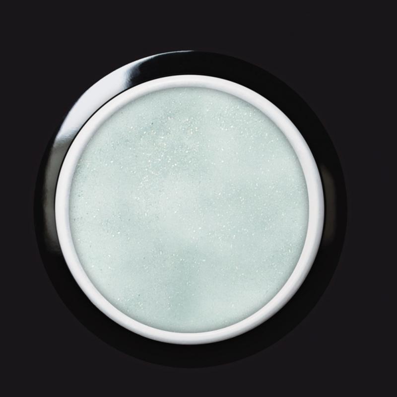 Starlight saturn clear  green powder