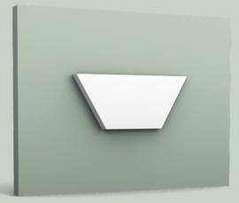 ORAC Decor W101 Trapezium