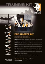 "CO.ME ""Pro Master Kit"" Box"