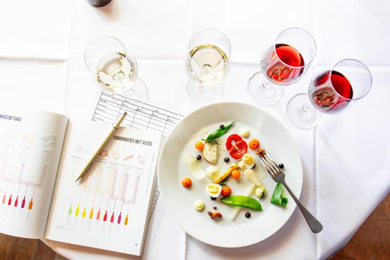 Wijn-Spijs-Workshop