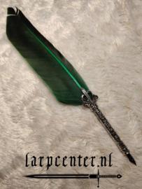 Veer pen Groen
