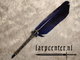 Veer pen Blauw
