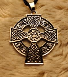Keltisch kruis brons