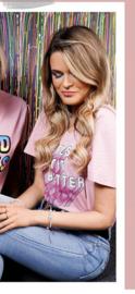 Yentl K t-shirt Girls do it better