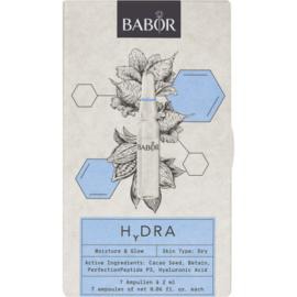 Hydra ampullen set