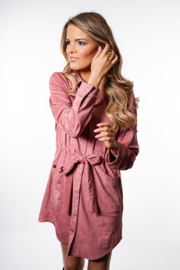 Yentl K Dress Pink