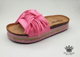 Slipper roze