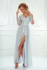 Lisa Dress Blue