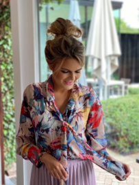 Yentl K multicolor blouse
