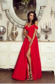 Manon Dress Red