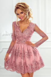 Phybie Dress Pink