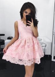 Penelope Dress Pink