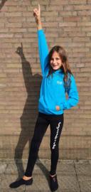 SOOF'IT BUDGET hoodie blauw voor kinderen  (JH001K)