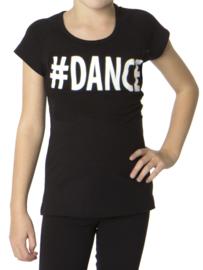 #DANCE T-shirt voor kinderen (18PK2934)
