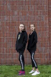 Dancing Devotion BUDGET legging zwart voor kinderen (JC087J)
