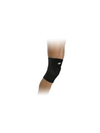 Zwarte kniesteun voor stretchen (27103-201)