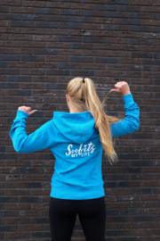 SOOF'IT hoodie Blauw voor volwassenen (O83101)