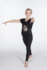 Dancing Devotion t-shirt Kinderen (18PK2532)