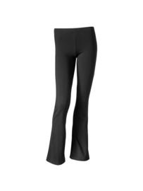 Jazzpants van supplex met wijde pijpen (PA3045)