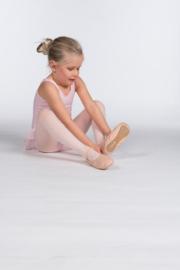 Balletschoenen leer hele zool voor Kinderen (PK1000)