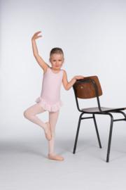 Balletpanty met voet voor kinderen (PK6010)
