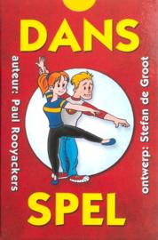 Dansspel (kaartspel) Paul Rooyackers
