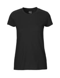 Dames T-shirt Slim Fit (O81001)
