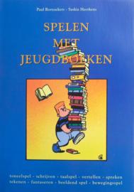 Spelen met jeugdboeken (boek) Paul Rooyackers