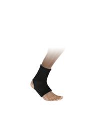 Zwarte enkelband voor stretchen (27105-201)