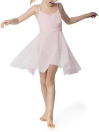 Balletjurkje met smalle bandjes voor kinderen