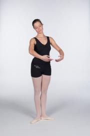 Balletpanty met voet voor volwassenen (PA6010)