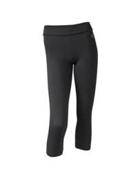 High-waisted crop pants (10PA3528)